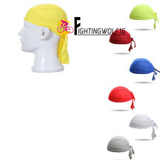 Cycling Pirate Hat Sunscreen Headwear Bike BMX Hiking Cap Wearproof Hat Bandana