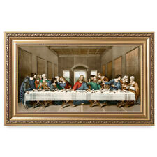 DecorArts-The Last Supper, Reproductions.Giclee Print& Framed