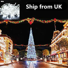 100/200/300/400/500 LED String Fairy Lights Indoor/Outdoor Xmas Christmas @AY