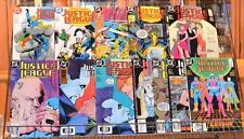 Justice league International 11 13-23 Lot Maxwell Lord VS Suicide Squad Lobo