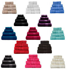 Catherine Lansfield Home 100% Cotton 450gsm 4 Piece Guest Towel Set
