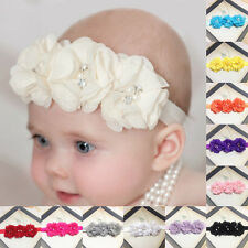 2016 Cute Kids Girl Baby Toddler Bowknot Headband Hair Band Accessories Headwrap