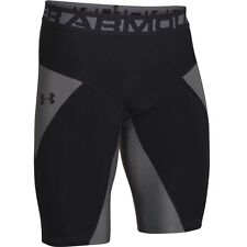 Under Armour Mens UA 10 inch Coreshorts 1250450 GRAPHITE & BLACK NWT per pair