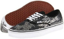 Vans AUTHENTIC Womens Shoes (NEW) Size 11 Footwear SEQUINS BLACK - Free Shipping