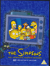 The Simpsons - Series 4 - Complete (DVD 4-Disc Set)