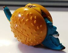 1990 McDonalds Happy Meal Toy Transformer Big Mac Monster Creature A