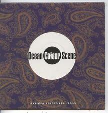 Ocean Colour Scene - The Circle (Rare Cd Single 1996)