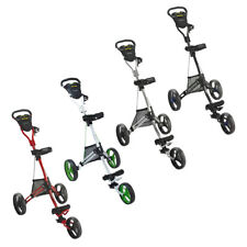 New Bag Boy Golf Express DLX Pro Push Cart 2 Step Quick Fold - Pick Color