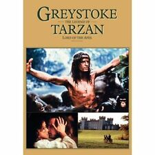 Greystoke: The Legend of Tarzan, Lord of the Apes (DVD, 2004)