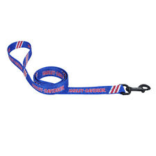 Harley-Davidson® Tire Tracks 4' Pet Dog Leash | Red-White-Blue H0464 HTT04