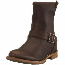 CATERPILLAR P711809 JONAS Legendary Raw Men's (M) Brown Leather Casual Boots