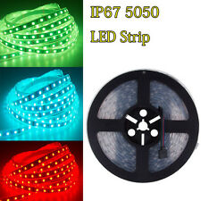 Wholesale 12V SMD 5050 300LEDS IP67 Silicone Tube Waterproof RGB LED Light Strip