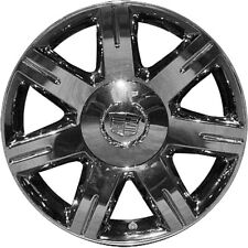 OEM Reman 17x7 Alloy Wheel, Rim Sparkle Silver Painted with Machined Face - 4600