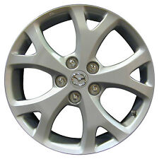 OEM Remanufactured 17x6.5 Aluminum Alloy Wheel, Rim Chrome Plated - 64895