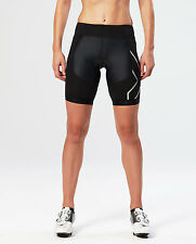 NEW 2XU G:2 Compression Tri Shorts Womens Wetsuits