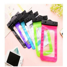 Waterproof Bag Cell Phone Underwater Pouch Dry Case Cover For iPhone Touchscreen