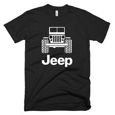 Jeep Wrangler Unlimited Rubicon  -Men's T-SHIRTS