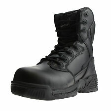 HI-TEC Magnum Stealth Force 8.0 Leather CT CP Safety boots S3 black