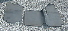 Vauxhall Movano Pair Of LHD Front Rubber Mats Part Number 9163190 Genuine