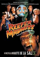 REEFER MADNESS: THE MOVIE MUSICAL Movie POSTER 27x40 B Kristen Bell Christian