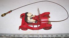 Vintage Revell Toys 1910 Model Maxwell Pull Cable Operating Jalopy Car Toy