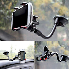 360° Rotating Universal Car Windshield Mount Holder Stand Bracket For Cell Phone