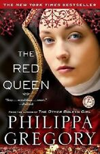 THE RED QUEEN The Cousins' War -Philippa Gregory 2010 PB Book 2 British History