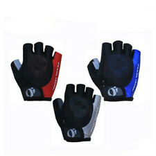 Outdoor Sports Cycling Bike Bicycle Silicone Gloves Half Finger Fingerless