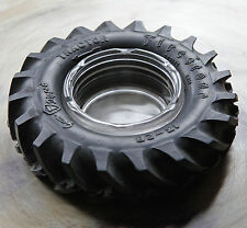 Vintage Tractor Tyre Firestone Gum Dipped Advertising Memorabilia Ashtray 13-28