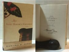 *Signed* Edward P. Jones AUNT HAGAR'S CHILDREN 1st Edition / 1st Printing