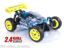 New METEOR Nitro/Petrol Fast Rc Remote Controlled off road buggy car 1/16 scale