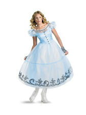 Alice in Wonderland Deluxe Adult Alice Costume