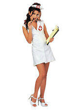 Sexy Women's Naughty Nurse Costume