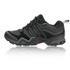 Adidas Fast X Mens Black Waterproof Gore Tex Trail Walking Sports Shoes