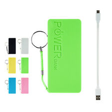 5000mAh USB External Portable Power Bank Backup Battery Charger For iPhone HTC