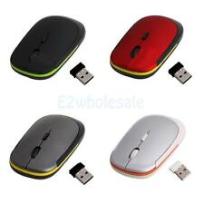 2.4GHz USB 2.0 DPI1600 Wireless Optical Mouse Mice for PC/Laptop/Destop Computer