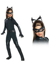 Deluxe Catwoman Costume - Girls Kit