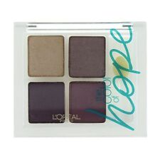 Loreal The Color of Hope Wear Infinite Eye Shadow Quad