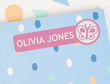 9cm Bright Star Kids Children's Sticky Name Labels for School - Personalised