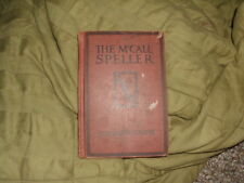 The McCall Speller Complete Course (1928,HC,148p)