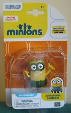 MINIONS - Minion Au Naturel Poseable Figure - Free Postage