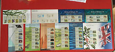 Stamps 2011 - 2015 GB Post and Go Presentation Sets Multiple Listings