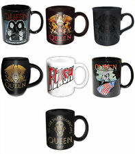 Queen Mug Crest Band Logo New Official Boxed