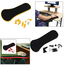 Pro Desk Computer Arm Rest Table Arm Support Mouse Pads Arm Wrist Rest Portable