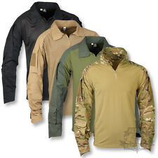 BRITISH ARMY STYLE ARMOURED ELBOW UBACS SHIRT MTP MULTICAM OLIVE BLACK SAND NEW