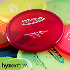 Innova CHAMPION RHYNO *pick your weight and color* Hyzer Farm disc golf putter