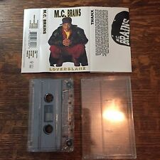 MC Brains - LOVERS LANE 1992 Motown hip-hop rap party jams old school dance