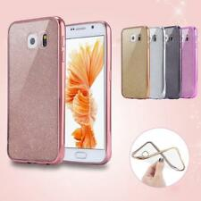 Bling Silicone Glitter ShockProof Case Cover For Samsung Galaxy J5 S6 S7 S7 Edge