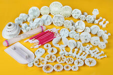 Mixed 25 Styles Sugarcraft Cake Decorating Fondant Cutter Xmas Tools Icing Mould
