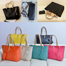 Designer Large Women Leather Tote Shoulder Bags Handbag Ladies Messenger Satchel
